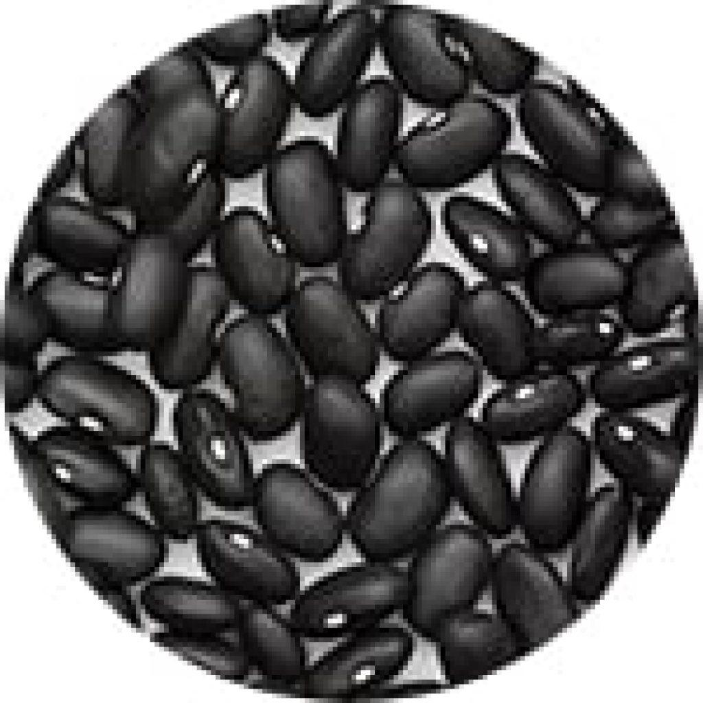 Чёрная фасоль