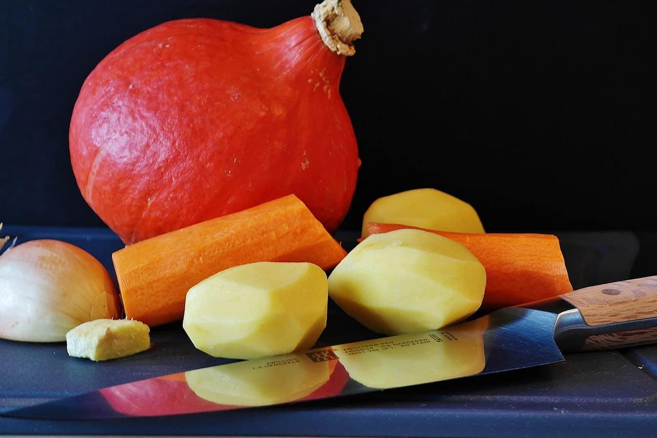 Растительный Витамин А в Продуктах