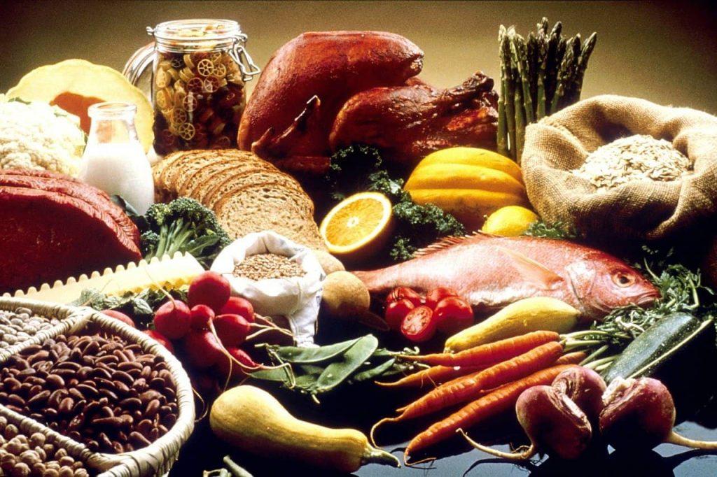 Витамин В6 в Продуктах